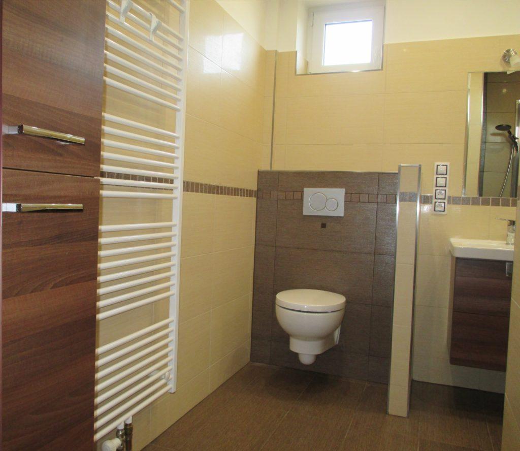 Koupelna Fryšták