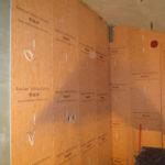 Montáž desek KEERDI-BOARD na stěnu