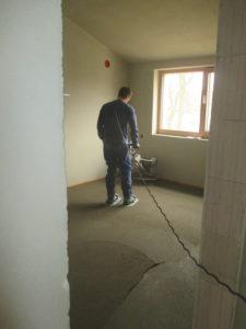 Vyhlazení betonu